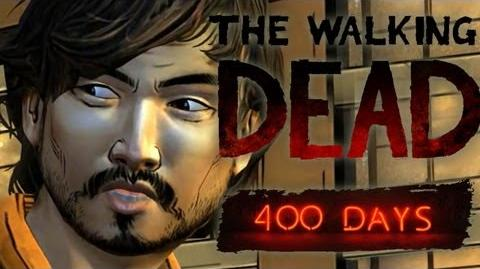 The Walking Dead 400 Days Gameplay DLC (Vince) Part 2