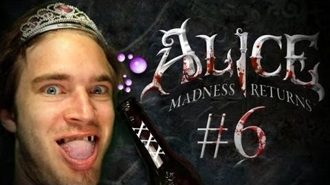 DRUNK ALICE - Alice Madness Returns - Part 6