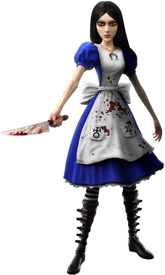 Blue apron wiki - Alice Liddell