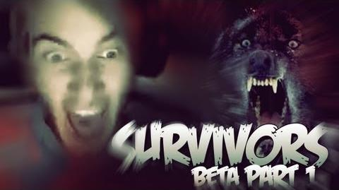 SO MUCH SCREAMING! D - SURVIVORS Beta ( Download Link) - (Co-op Horror!) - Part 1