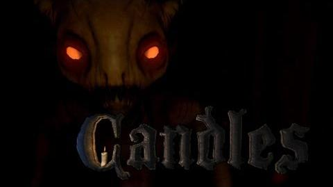 MONSTERS IN MY HOUSE! - Candles (Free Indie Horror)