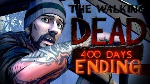The Walking Dead 400 Days ENDING - Part 5 (Wyatt) Final