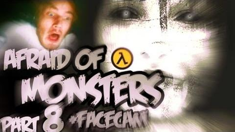 Funny Horror I KILLED RUBEN! - Afraid Of Monsters - Part 8-0