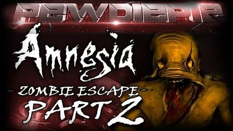 Amnesia Zombie Escape Custom Story Part 2