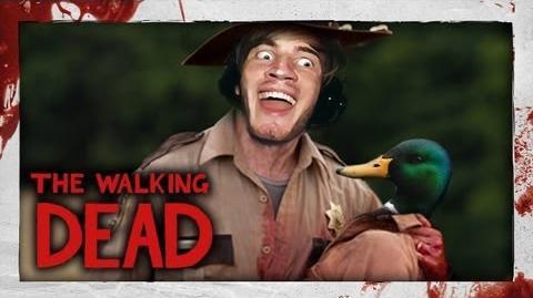 DUCK MEETS HIS DESTINY! - The Walking Dead - Episode 3 - Part 3