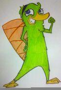 Jessie the Platypus