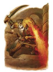 Dragonborn Fire
