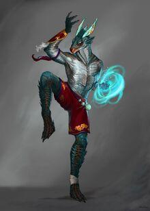 Dragonborn Muay Thai
