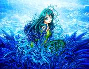 Little mermaid by eranthe-d5zq3pl
