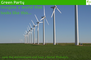 Greenpartyposter