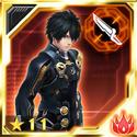 Sword fire chip