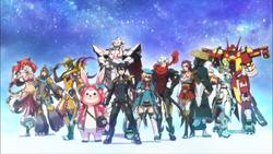 Pso2 anime cast
