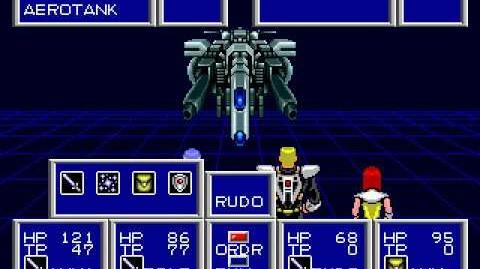 Mega Drive Longplay 132 Phantasy Star II (Part 6 of 8)