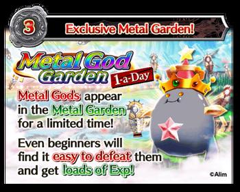 Metal God Garden