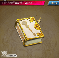 Ult Staffsmith Guide