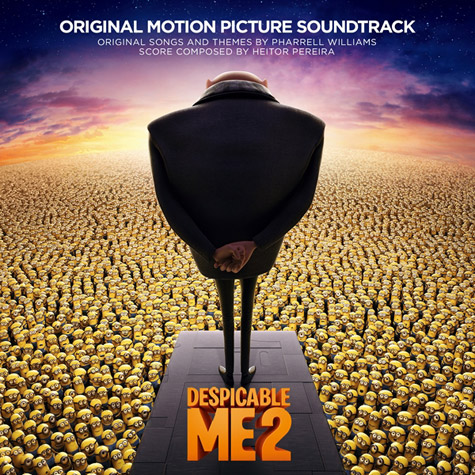 File:Despicable Me 2 Soundtrack.jpg
