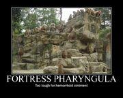 Fortress pharyngula demote