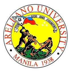 Arellano University logo
