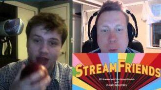 SnackFriends- The FoodBoyz Eat an Apple