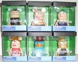Vinylmation set 2012