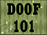 Doof 101 (Sit-com)