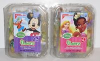 Crunch Pak Flavorz - Disney and Princesses