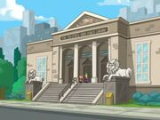 Tri-State Area Public Library exterior - cropped