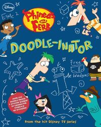 Doodle-Inator front cover