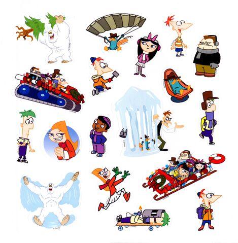 File:Oh, Christmas Tree! stickers.jpg