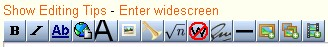 File:Standard Editor toolbar.jpg