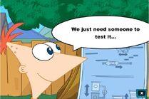 Phineas needs help