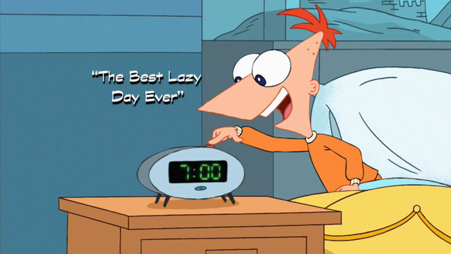 File:The Best Lazy Day Ever title card.jpg