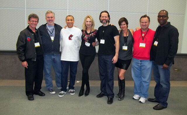 File:Cast of Spider-Man The Animated Series.jpg