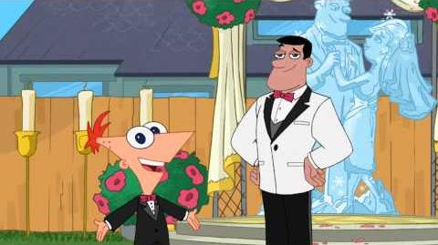 Phineas and Ferb - Wedding Adventure
