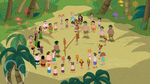 Lawn Gnome Beach Party of Terror55
