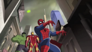 Marvel - Hulk, Iron Man and Spidey