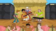 Lawn Gnome Beach Party of Terror43