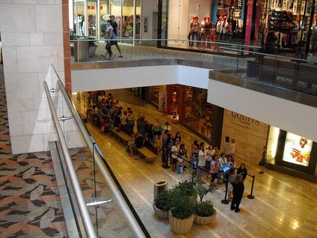 File:Crowds at Disney Store opening Sept 2011.jpg