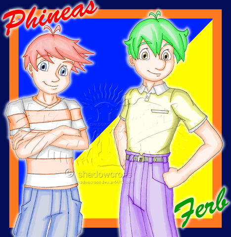 File:Phineas and Ferb, by Shadowcross.jpg