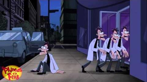 Phineas and Ferb - Lots of Me