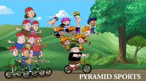 Phineas and Ferb - Pyramid Sports