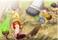 Surfin' the... paint?, by Sakura-Hammy