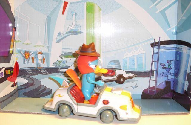 File:Ferb My Ride - Agent P's Hovercraft.jpg