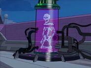 Skeleton in the Trap