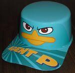 DesignWare 2012 Agent P plastic hat