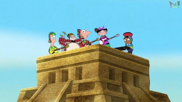 File:The gang atop the Temple of Juatchadoon - closeup.jpg