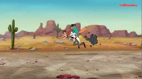 Phineas and Ferb - My Nemesis