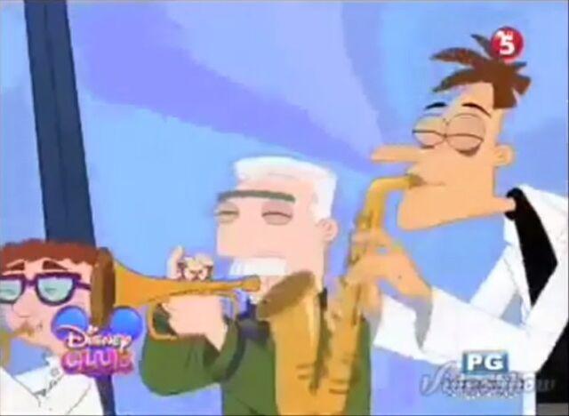 File:Doofenshmirtz, Monogram and Carl play saxophones in Last Day of Summer 2.jpg