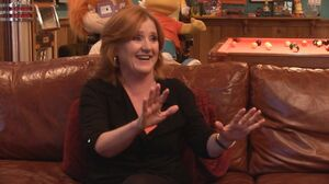 Nancy Cartwright unflappable