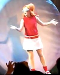 Candace in PnF Live!